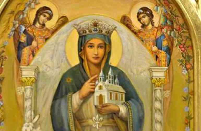 Lễ Đức Maria, Mẹ Giáo Hội: Mẹ đang chăm sóc từng người con Mẹ.