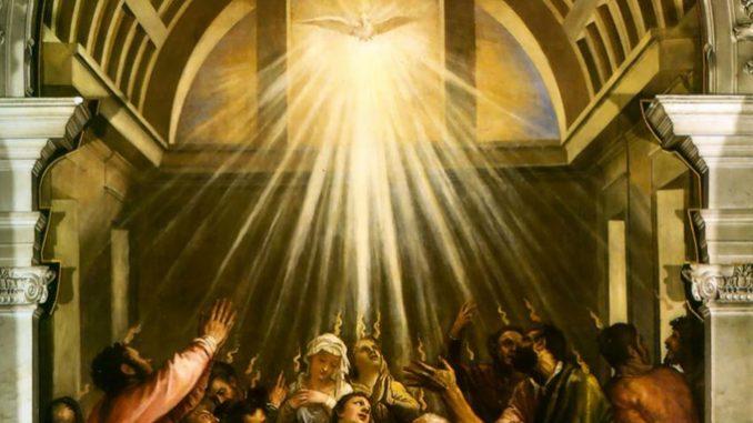 CHÚA THÁNH THẦN, ĐẤNG KIẾN TẠO HIỆP NHẤT. Suy niệm Lễ Chúa Thánh Thần Hiện Xuống.
