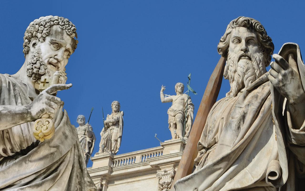 Tình yêu và lòng nhiệt thành của người tông đồ Chúa. Suy niệm Lễ Trọng Kính Hai Thánh Tông đồPhêrô và Phaolô.