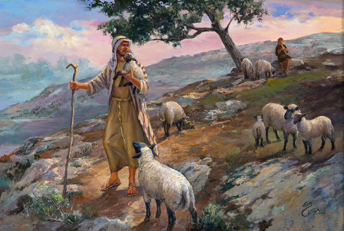 Học để nhận ra Tiếng của Người Chăn Chiên. Suy niệm Lời Chúa Thứ Hai Tuần IV Phục Sinh, Năm A.