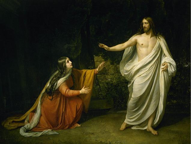 Khao khát Chúa, sẽ gặp thấy Chúa: Lễ Thánh Maria Madalena