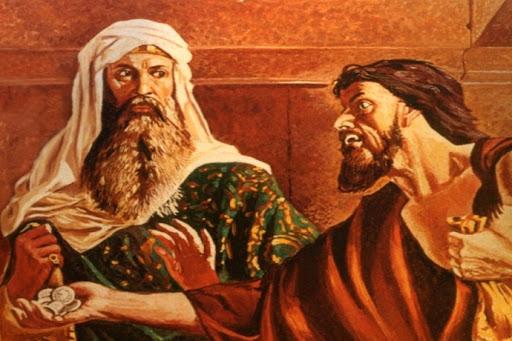 Sa lầy tội: do tự do hay sự tiền định? Suy niệm Lời Chúa Thứ Tư Tuần Thánh.