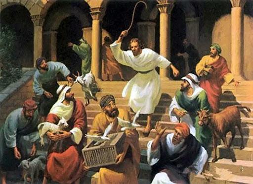 Là Đền thờ hay sào huyệt của kẻ cướp? Suy niệm Lời Chúa Thứ Sáu Tuần XXXIII Thường Niên.