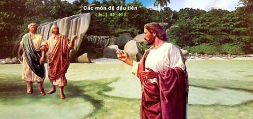 Chúa Nhật II TN năm B : ĐỂ TRỞ NÊN MÔN ĐỆ CHÚA GIÊSU