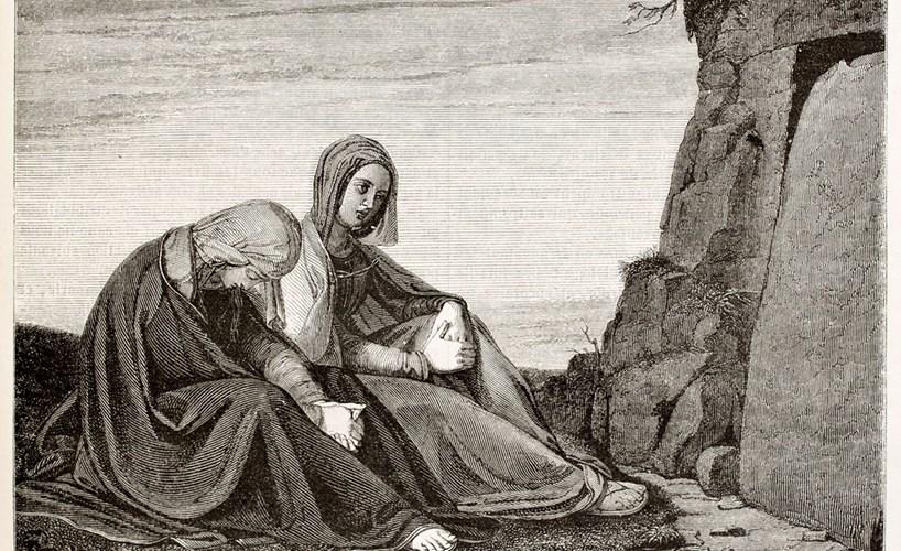 Thứ Bảy Tuần Thánh: NGÀY THIÊN CHÚA VẮNG MẶT?
