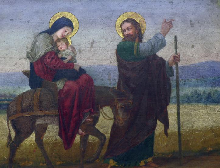"""Tại sao Thánh Giuse đã từng phải giữ Thánh Gia Thất trong tình trạng """"bị cách ly""""?"""